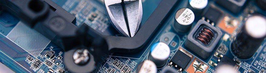 Επισκευή υπολογιστών μητρική πλακέτα